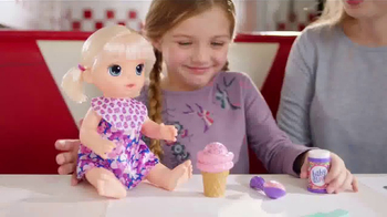 Baby Alive Magical Scoops TV Spot, 'Never Run Out' - Thumbnail 5