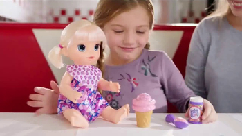 Baby Alive Magical Scoops TV Spot, 'Never Run Out' - Thumbnail 6