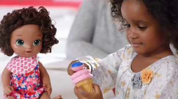 Baby Alive Magical Scoops TV Spot, 'Never Run Out' - Thumbnail 7