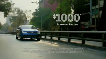 Volkswagen Evento Three and Easy TV Spot, 'Uno, dos, tres' [Spanish] [T2] - Thumbnail 2
