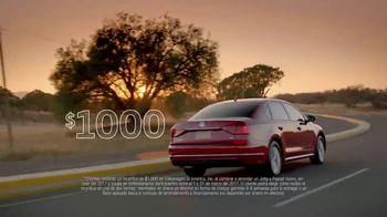 Volkswagen Evento Three and Easy TV Spot, 'Uno, dos, tres' [Spanish] [T2] - Thumbnail 3
