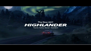 2017 Toyota Highlander TV Spot, 'Discovery Machine' - Thumbnail 9