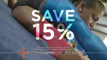 Tommie Copper TV Spot, 'Wearable Wellness: Email' Feat. Heather Thomson - Thumbnail 8