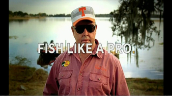 Bass Pro Shops Spring Into Savings Sale TV Spot, 'Fryer' Feat. Bill Dance - Thumbnail 4