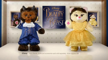 Build-A-Bear Workshop TV Spot, 'Disney's Beauty and the Beast' - Thumbnail 7