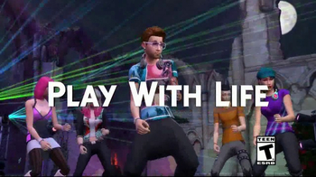 The Sims 4 TV Spot, 'Play With Life' Song by Grouplove - Thumbnail 7