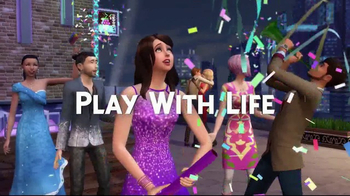 The Sims 4 TV Spot, 'Play With Life' Song by Grouplove