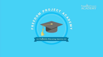 FreedomProject Academy TV Spot, 'Judeo-Christian Values' - Thumbnail 10