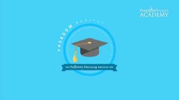 FreedomProject Academy TV Spot, 'Judeo-Christian Values' - Thumbnail 2