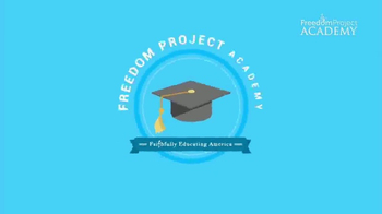 FreedomProject Academy TV Spot, 'Judeo-Christian Values' - Thumbnail 9