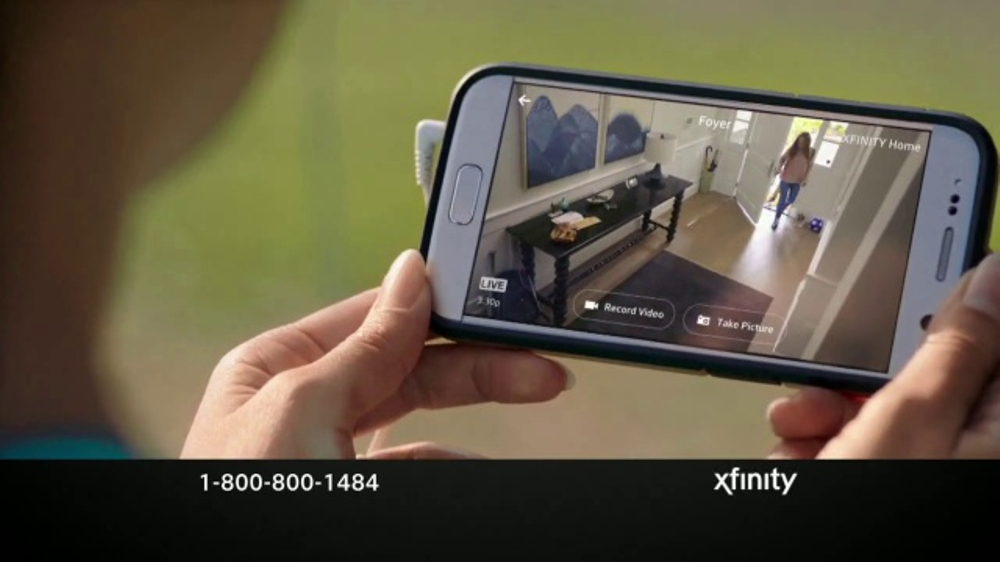 XFINITY Home TV Commercial, 'Settling In'