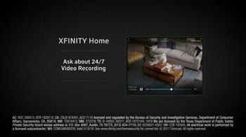 XFINITY Home TV Spot, 'Settling In' - Thumbnail 5
