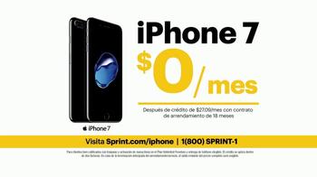 Sprint TV Spot, 'Una compañía como la mía: Apple iPhone 7' [Spanish] - Thumbnail 9