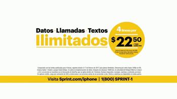 Sprint TV Spot, 'Una compañía como la mía: Apple iPhone 7' [Spanish] - Thumbnail 8