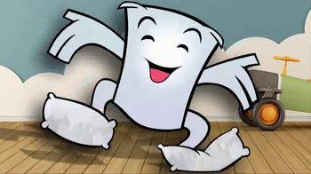 SKECHERS Memory Foam for Kids TV Spot, 'Cartoon'
