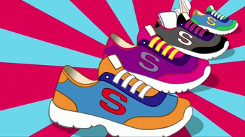 SKECHERS Memory Foam for Kids TV Spot, 'Cartoon' - Thumbnail 8