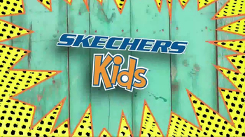 SKECHERS Memory Foam for Kids TV Spot, 'Cartoon' - Thumbnail 9