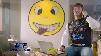 LandBigFish.com TV Spot 'Freaking Out' Featuring Keith Poche - 4 commercial airings