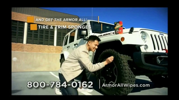 Armor All Ultra Shine Wipes TV Spot, 'Easier Than Ever'
