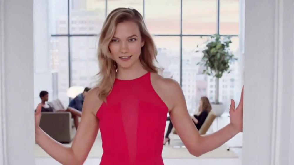 Express TV Commercial, 'Your Life, Your Dress Code' Featuring Karlie Kloss