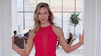 Express TV Spot, 'Your Life, Your Dress Code' Featuring Karlie Kloss - 553 commercial airings