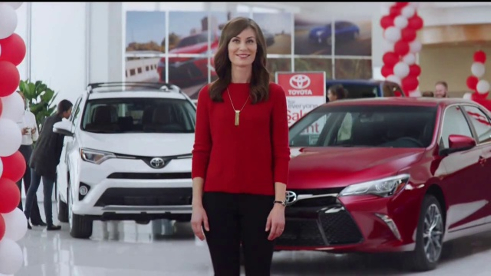 toyota 1 for everyone sales event tv commercial 39 2017. Black Bedroom Furniture Sets. Home Design Ideas