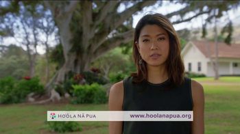 Ho'ola Na Pua TV Spot, 'Hawaii Five-0: Sex Trafficking' Ft. Grace Park - 1 commercial airings