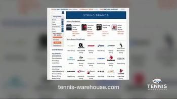 Tennis Warehouse TV Spot, 'Gear Up: Combining Strings' - Thumbnail 6