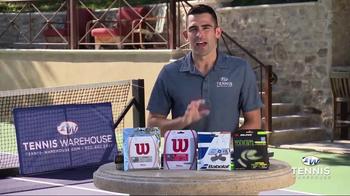 Tennis Warehouse TV Spot, 'Gear Up: Combining Strings' - Thumbnail 1