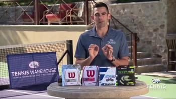 Tennis Warehouse TV Spot, 'Gear Up: Combining Strings' - Thumbnail 2