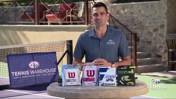 Tennis Warehouse TV Spot, 'Gear Up: Combining Strings' - Thumbnail 4
