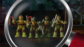 Teenage Mutant Ninja Turtles Micro Mutants TV Spot, 'Raphael Pet Playset' - Thumbnail 1