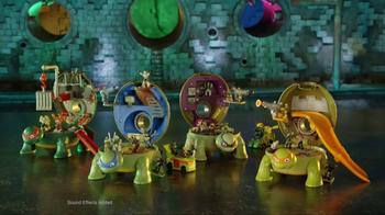 Teenage Mutant Ninja Turtles Micro Mutants TV Spot, 'Raphael Pet Playset' - Thumbnail 3