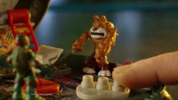 Teenage Mutant Ninja Turtles Micro Mutants TV Spot, 'Raphael Pet Playset' - Thumbnail 4