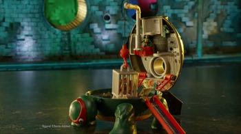 Teenage Mutant Ninja Turtles Micro Mutants TV Spot, 'Raphael Pet Playset' - Thumbnail 5