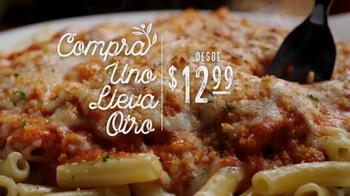 Olive Garden Compra Uno, Lleva Otro TV Spot, 'Tiempo en familia' [Spanish] - Thumbnail 1