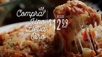 Olive Garden Compra Uno, Lleva Otro TV Spot, 'Tiempo en familia' [Spanish] - Thumbnail 2