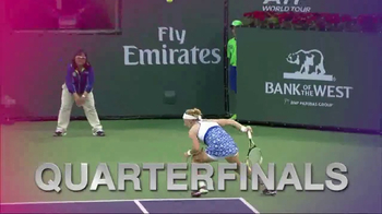 Tennis Channel Plus TV Spot, 'Biggest WTA Matches' - Thumbnail 5