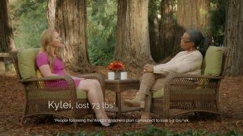 Weight Watchers TV Spot, 'Kylei: Fitbit' Featuring Oprah Winfrey - 302 commercial airings