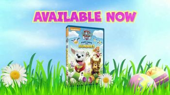 Paw Patrol: Pups Save the Bunnies Home Entertainment TV Spot