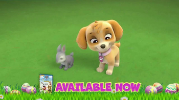 Paw Patrol: Pups Save the Bunnies Home Entertainment TV Spot - Thumbnail 4