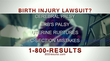 The Balkin Law Group TV Spot, 'Birth Injury Lawsuit: Doug Mann'