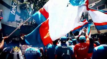 2017 SocioMx Tour TV Spot, 'Cruz Azul vs. Pumas: Cotton Bowl' - Thumbnail 2