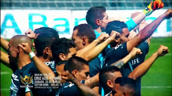 2017 SocioMx Tour TV Spot, 'Cruz Azul vs. Pumas: Cotton Bowl' - Thumbnail 3