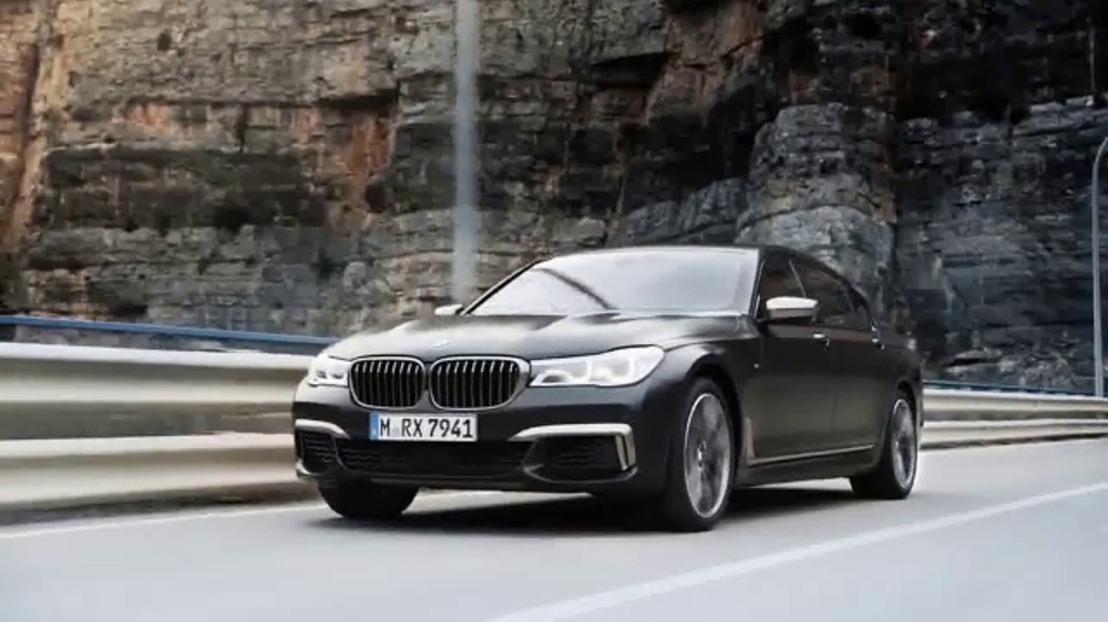 2017 Bmw M760li Xdrive Tv Commercial The Luxury Of Power T1