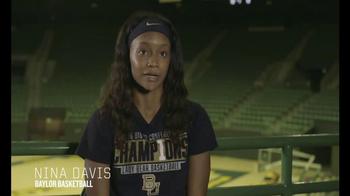 Big 12 Conference TV Spot, 'Nina Davis' - Thumbnail 2
