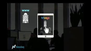 NASDAQ TV Spot, 'trivago' - Thumbnail 3