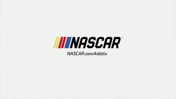 NASCAR TV Spot, 'Youth Tickets' - Thumbnail 7