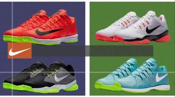 Tennis Express TV Spot, 'Nike Spring Collection' - 85 commercial airings