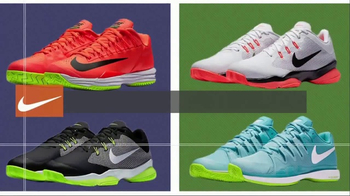 Tennis Express TV Spot, 'Nike Spring Collection' - Thumbnail 2
